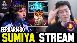 SUMIYA vs 430 the Invoker Legend | Sumiya Invoker Stream Moment #734