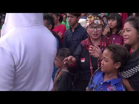 Gebyar singo Barong GMJ crew feat Dewi kilisuci feat raja onar feat para pembarong