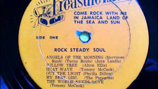 TOMMY McCOOK   THE WORLD NEED LOVE