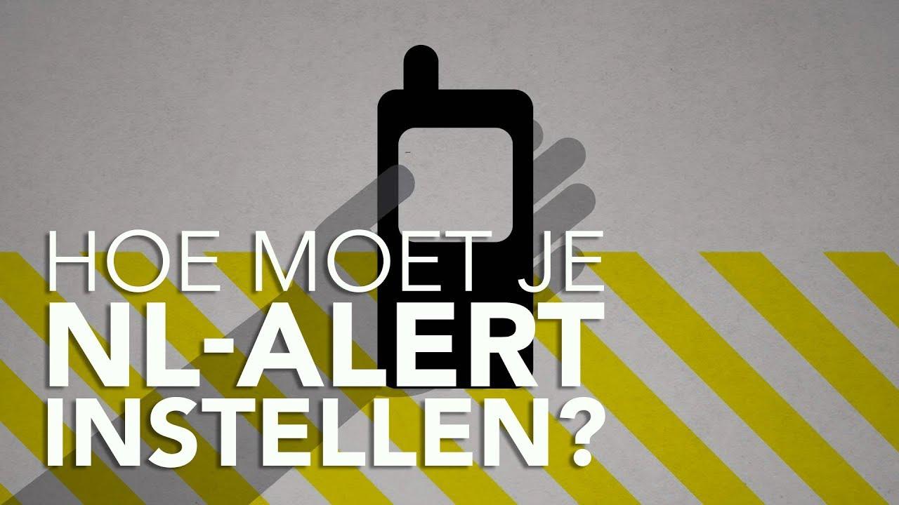 Nl Alert Op Je Android Telefoon Instellen Zo Werkt Het