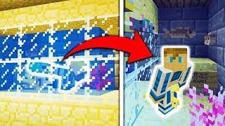 Minecraft Ferajna: MAM GOŚCIA W MOIM AKWARIUM...