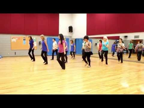 Judge Not (Rachael) - Line Dance (Dance & Teach in English & 中文)