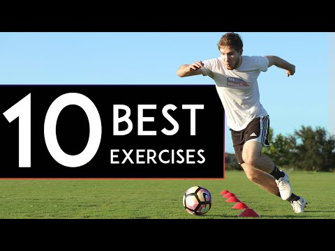 10 BEST DRIBBLING Exercises for ULTIMATE CONTROL