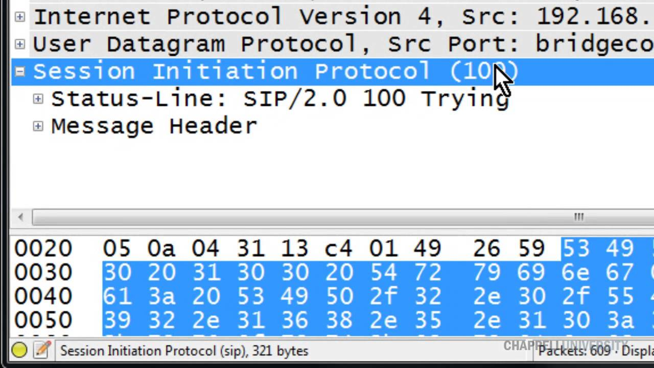 Detect SIP Errors with Wireshark
