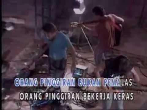 ORANG PINGGIRAN - FRANKY SAHILATUA & IWAN FALS - [Karaoke Video]