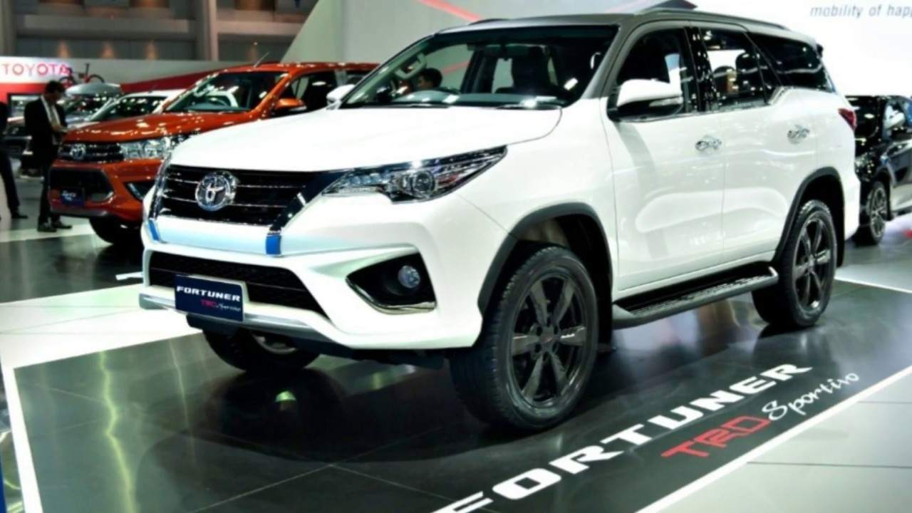 Toyota Fortuner TRD Sportivo Launch In India And Price Information