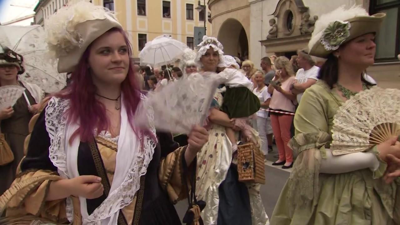 Pirna feiert sein Stadtfest - Rückblick 2018