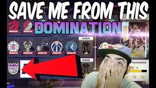 ROAD TO GALAXY OPAL GIANNIS BEGINS NOW! 171 CARDS AWAY in NBA 2K19 MYTEAM thumbnail