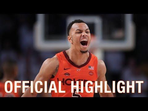 Justin Robinson Official Highlights | Virginia Tech Guard
