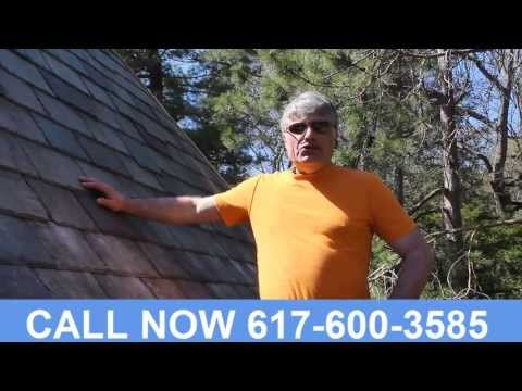 Slate Roofing Contractors Middlesex County MA (617) 600-3585