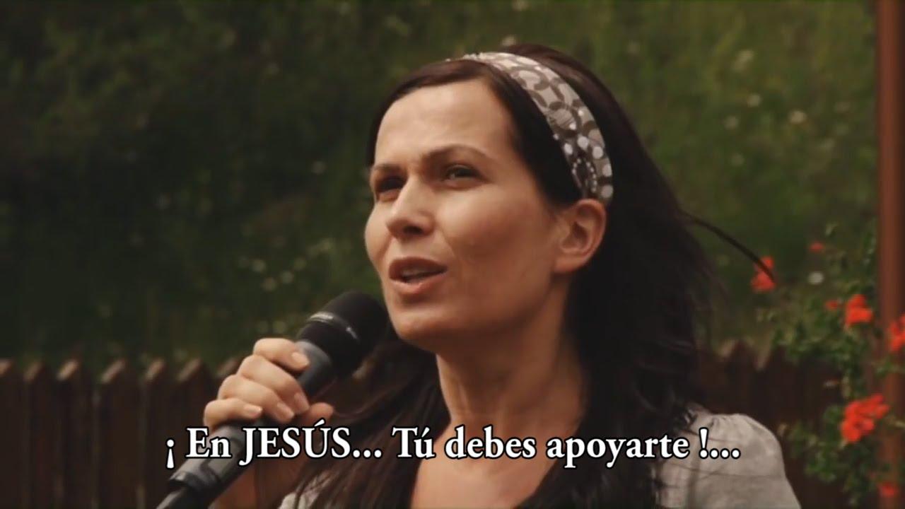 EN JESÚS DEBES APOYARTE