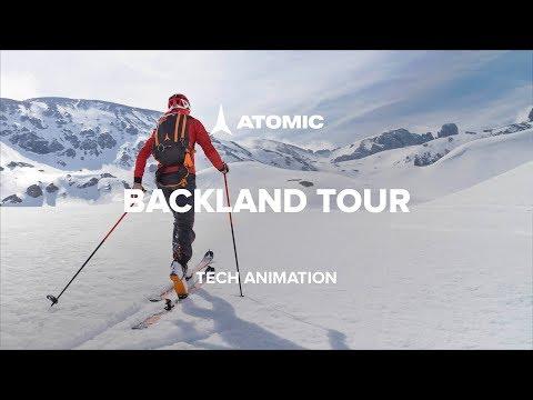 Atomic Backland Tour Binding   Tech Animation