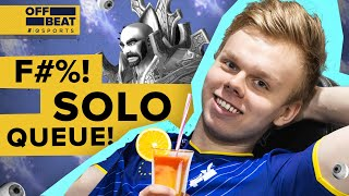 F@*k Practice, Win Games: The Savvy Superstar Who Refuses to Solo Queue
