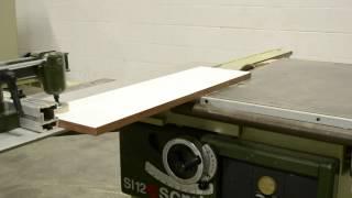 Scmi Sl 12 Sliding Table Saw