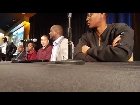 UT Panel on Youth Sports in the Black community