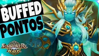 PONTOS Is THE BEST CLEANSER NOW?! - Summoners War
