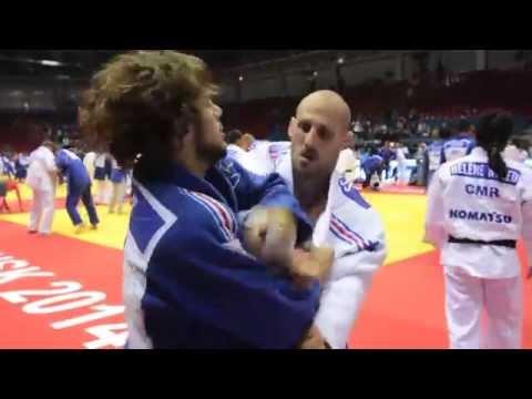 Moments décisifs pour Loïc Pietri et Alain Schmitt
