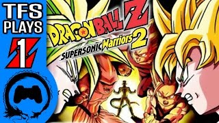 DRAGON BALL Z: SUPERSONIC WARRIORS 2 Part 1 - TFS Plays