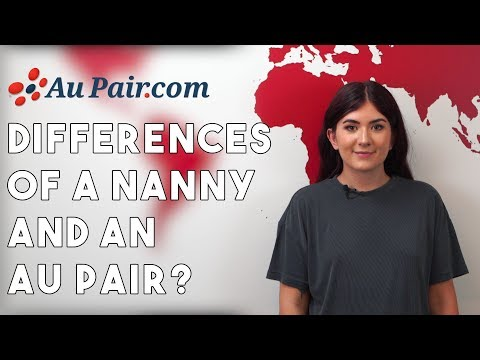 Differences Between a Nanny and an Au Pair? | AuPair.com