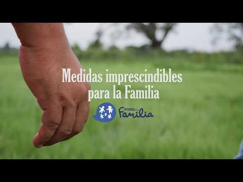 Os proponemos 10 Medidas Imprescindibles para la Familia