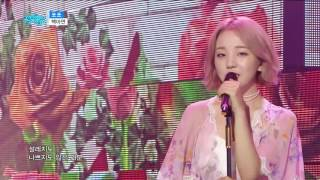 【TVPP】 Baek A-yeon  - So So, 백아연 - 쏘쏘 @Show Music Core