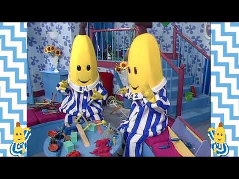 The Banana Buggy Animated Episode Bananas in Pyjamas Official YouTube from YouTube · Duration:  12 minutes 1 seconds