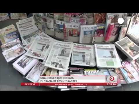 Gentev� Noticias - Una imagen que retrata el drama de los migrantes