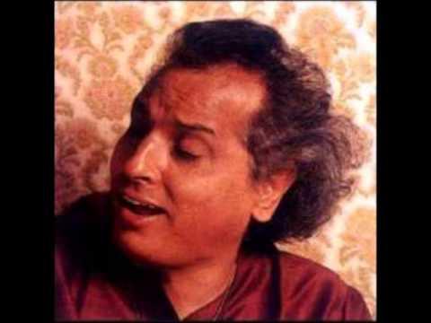 P.t Jasraj- Raag Puriya Kalyan- aaja so bana bana & dina raina kachu naa suhaave