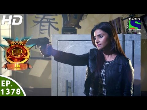 CID - सी आई डी - Tohfa - Episode 1378 - 24th September, 2016
