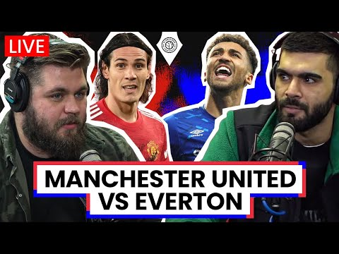 Manchester United 3-3 Everton | Live Stream Watchalong