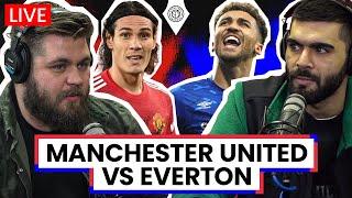 Manchester United 3-3 Everton | Live Stream Watchalong