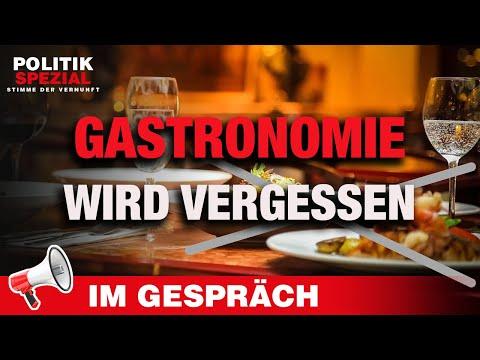 """""""Die Gastronomie wird vergessen"""""""