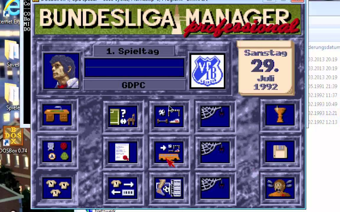 bmp fussball manager