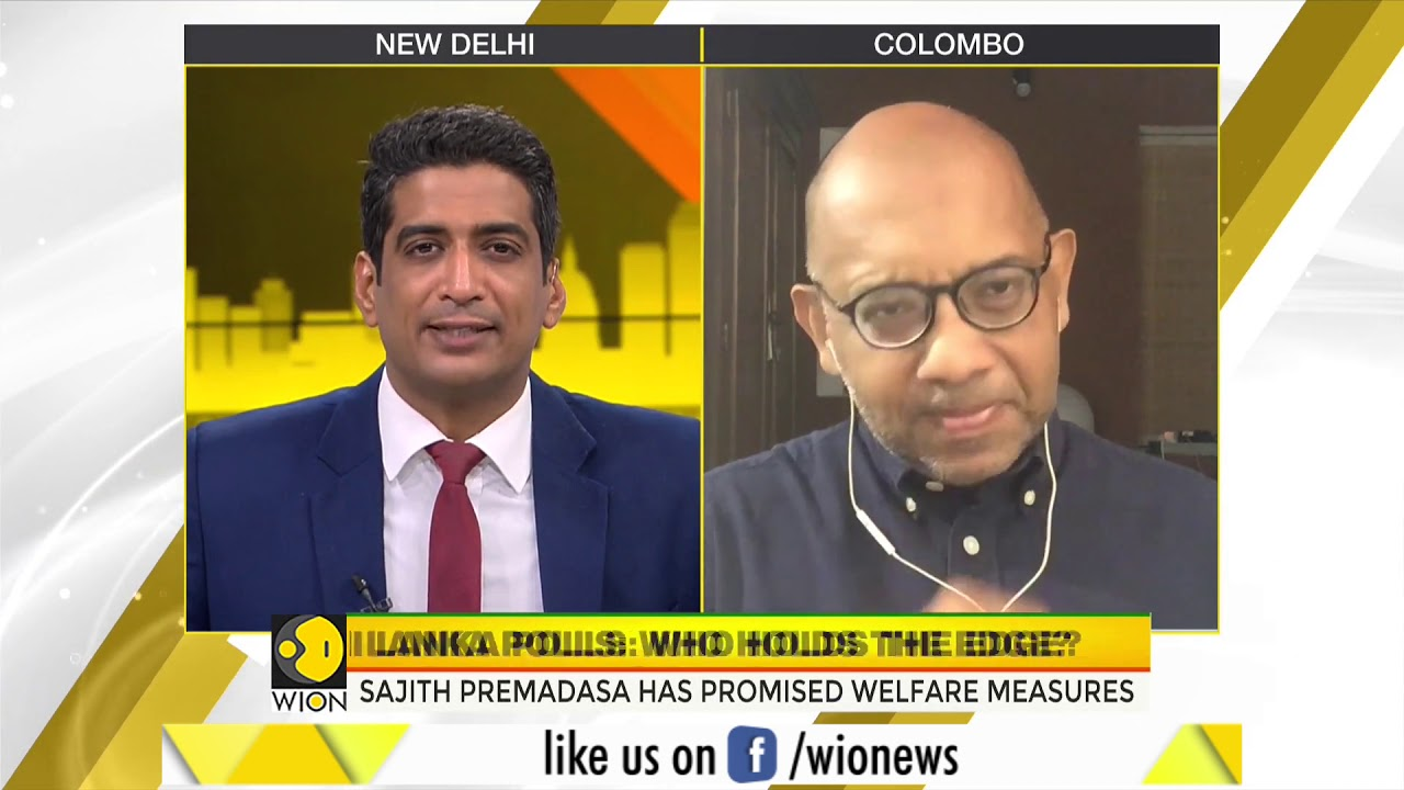 Sri Lanka presidential election: WION Speaks to Dr. Aruna Kulatunga, Political Analyst from Colombo
