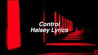 Control    Halsey Lyrics