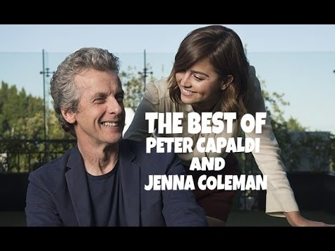 The Best of Peter Capaldi and Jenna Coleman