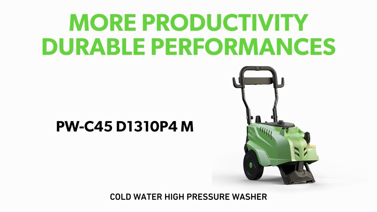 PW-C45: more productivity durable performances