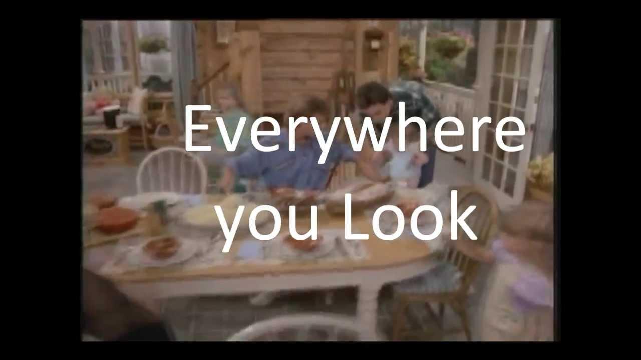 Full House Season 1 Theme Song With Lyrics