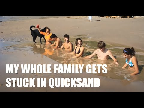 Lake Michigan Quicksand
