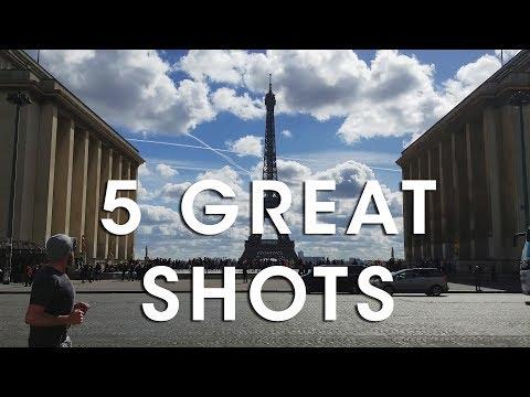 5 Great Eiffel Tower Photo Spots (Eiffel Tower Photos - French Friday)
