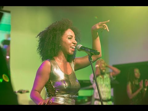 Ammara Brown Album Launch Performance (Exclusive)