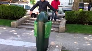 видео Моноколесо RusWheel X1music