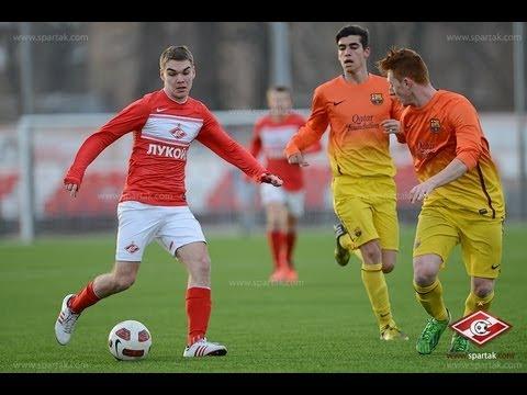 Spartak U-17 vs Barcelona U-17