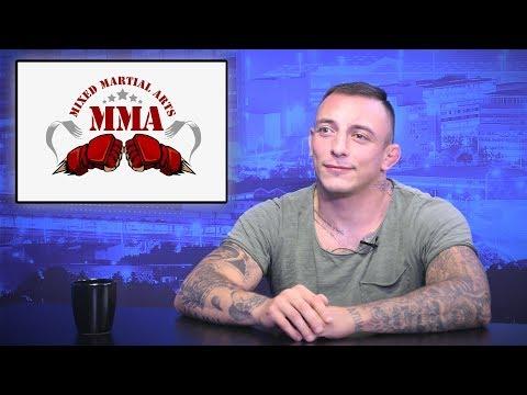 BALKAN INFO: Dušan Džakić – Odlučio sam da se budem MMA borac, jer MMA predstavlja sve veštine!