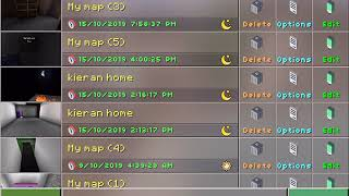 How to change the game to day and night in Minecraft Hide and seek on iOS