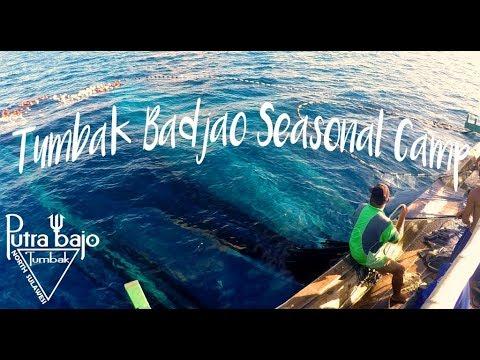 Tumbak Badjao Seasonal Camp - Tumbak Lifestyle Ep.9 - NORTH SULAWESI ISLAND - EXPLORE INDONESIA