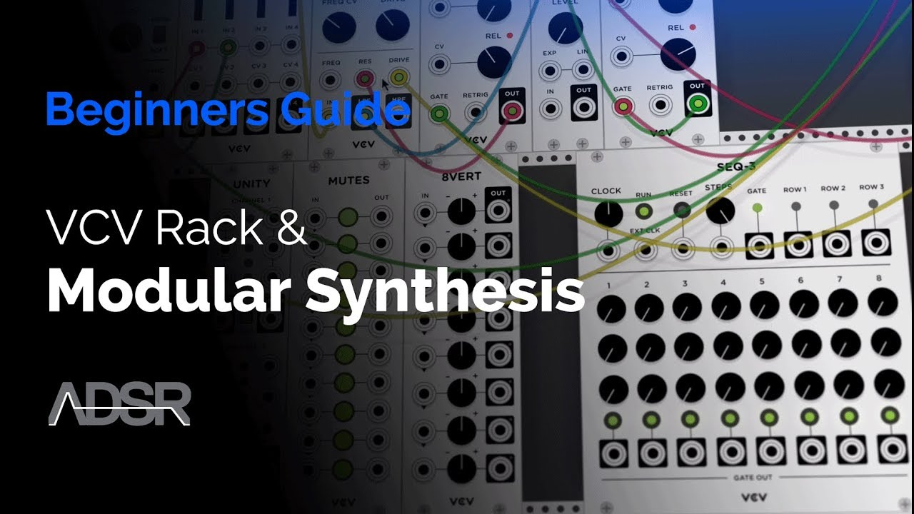 Download ADSR Sounds VCV Rack and Modular Synthesis A Beginners