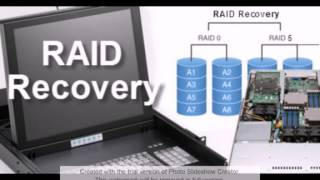 raid recovery service