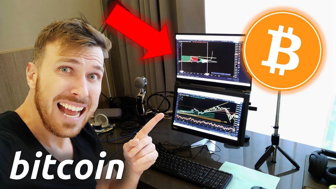 MEU VIDEO MAIS IMPORTANTE ATÉ AGORA!! [Bitcoin precisar segurar aqui...]