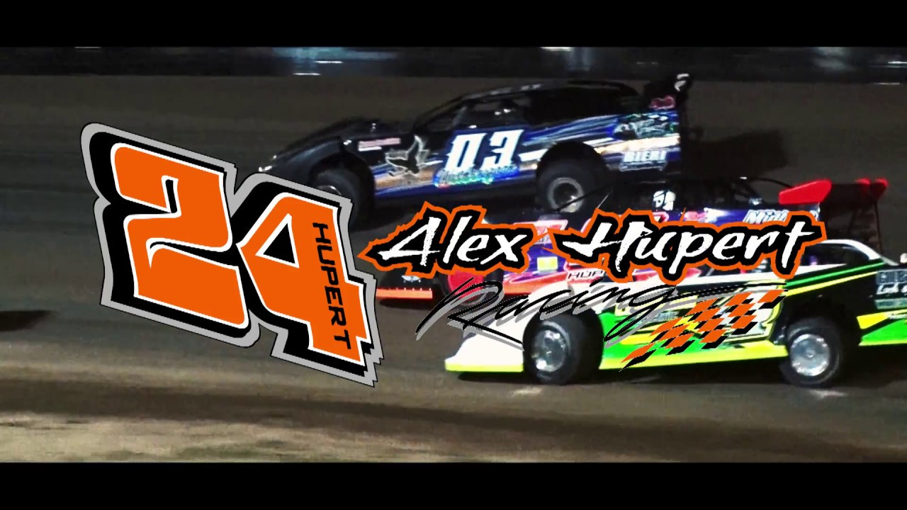 Alex Hupert Racing 6 16 17 Late Model Race At Tri City